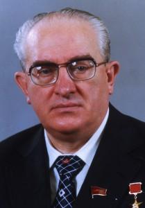 Russia Yuri  Andropov 1979