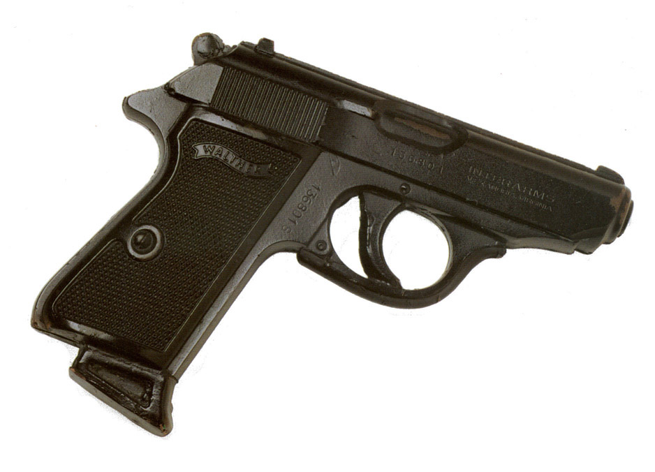 bond walther ppk